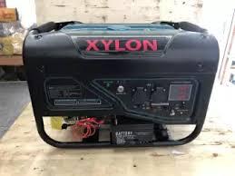 เครื่องปั่นไฟ ยี่ห้อ XYLON รุ่น 3600K