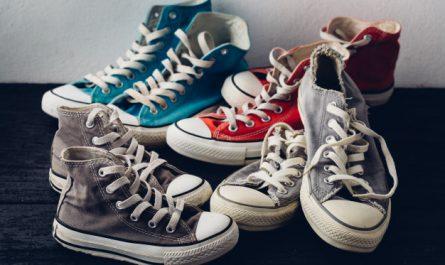 แนะนำ 7 อันดับ รองเท้าคอนเวิร์สหุ้มข้อ สวมใส่เท่ห์ ดูดีมีสไตล์