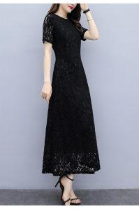 ชุดเดรสผู้หญิง Vintage Dress