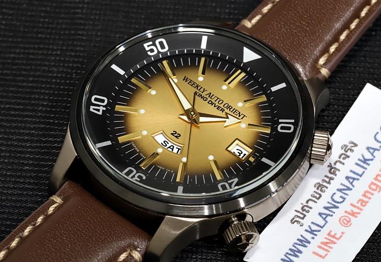 นาฬิกา Orient รุ่น RA-AA0D04G