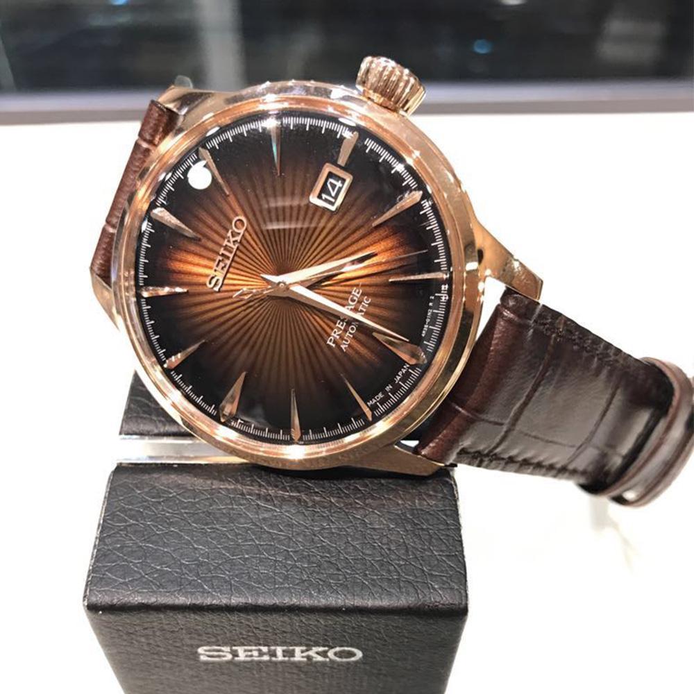 นาฬิกา Seiko รุ่นไหนดี รุ่น SRPB46J1