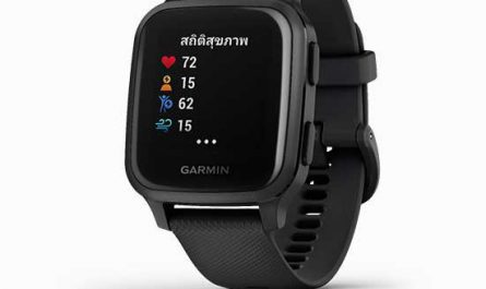 นาฬิกา Garmin Venu Sq นาฬิกา GPS Smartwatch ราคาล่าสุด