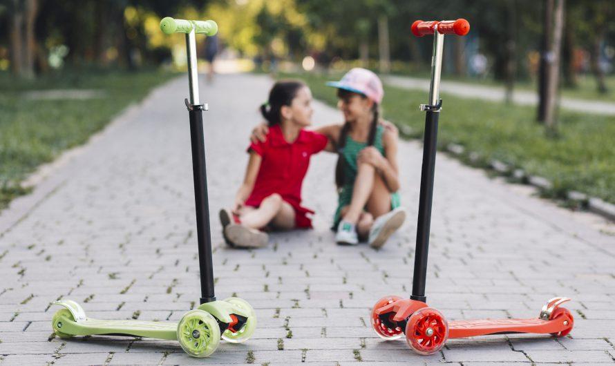 7 อันดับ Scooter ขาไถ ยี่ห้อไหนดี เหมาะสำหรับเด็ก ปี 2021