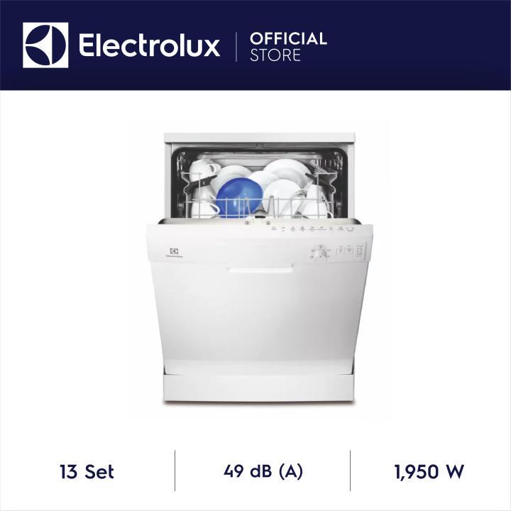 Electrolux เครื่องล้างจาน ESF5206LOW 13 ชุดเซ็ตมาตรฐาน (156 ชิ้น)