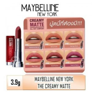 MAYBELLINE NEW YORK THE CREAMY MATTE