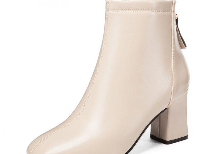 รองเท้า Boots ยี่ห้อไหนดี รองเท้าบูทส้นสูง