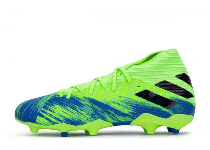รองเท้าสตั๊ด Adidas ผู้ชาย รุ่น Nemeziz 19.3 Firm Ground