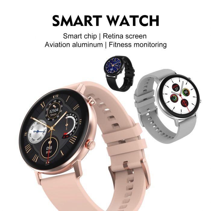 นาฬิกา smart watch ผู้หญิง รุ่น Smart Watch dt96