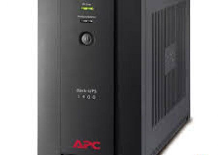 เครื่องสำรองไฟ APC BX1400U-MS