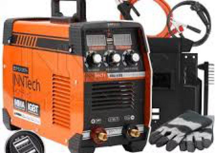 InnTech ตู้เชื่อม Inverter IGBT MMA-500S รุ่นงานหนัก 2in1