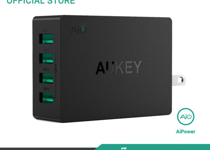 AUKEY หัวชาร์จเร็ว AiPower Fast Charge