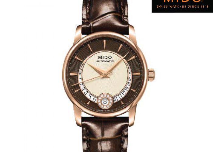 นาฬิกามิโดแท้ รุ่น BARONCELLI DIAMONDS