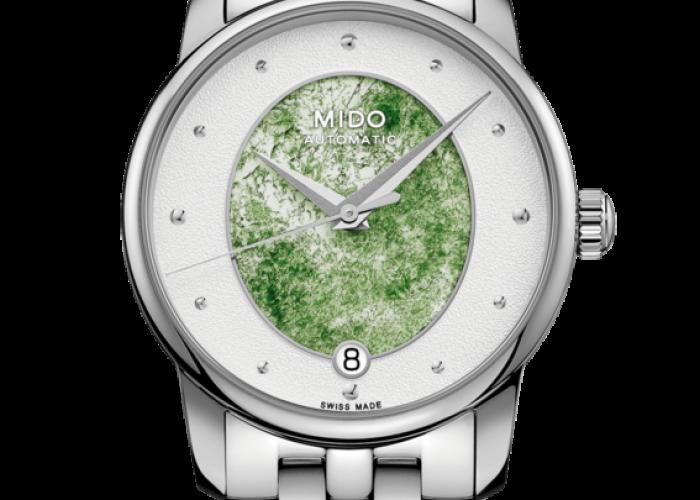 นาฬิกามิโดแท้ รุ่น Baroncelli Wild Stone