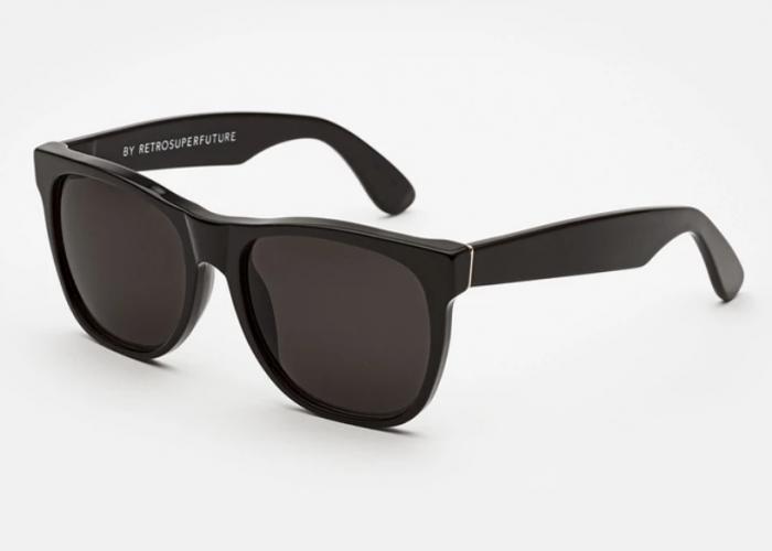 แว่นตากันแดด Super แท้ รุ่น CLASSIC BLACK