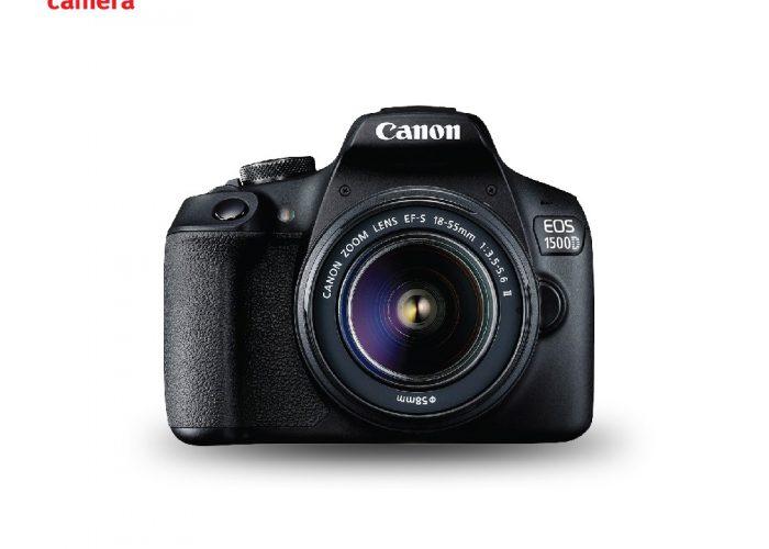 กล้องถ่ายรูป ราคาไม่เกิน 15000 รุ่น Canon Camera EOS 1500D