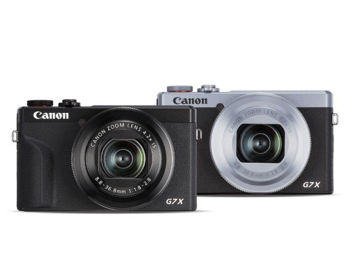 กล้องถ่ายรูปฟรุ้งฟริ้ง รุ่น Canon PowerShot G7X Mark III
