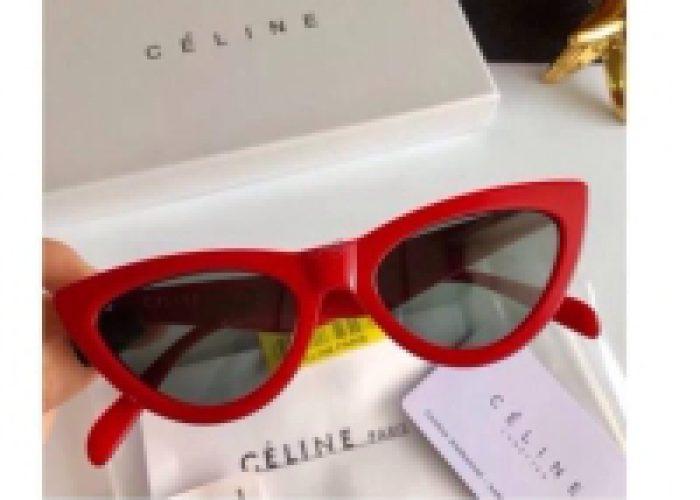แว่นกันแดด Celine รุ่น Celine cat eyes