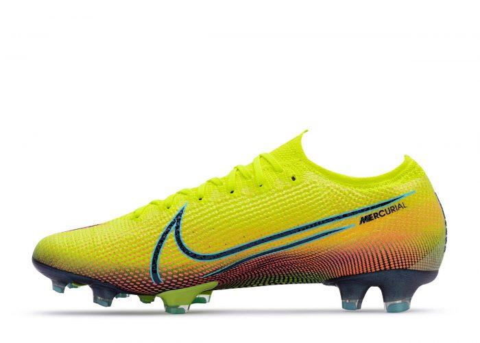 รองเท้าสตั๊ด Nike ตัวท็อป รุ่น Mercurial Vapor 13 Elite MDS FG