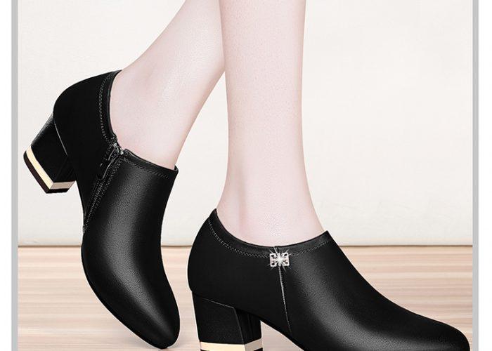 รองเท้า Boots ยี่ห้อไหนดี รุ่น NEB ANGEL