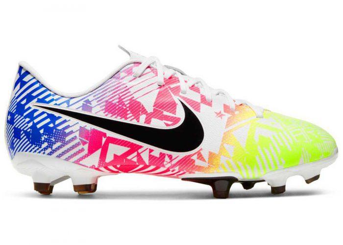 รองเท้าสตั๊ด Nike ตัวท็อป รุ่น Nike Mercurial Vapor 13 Academy Neymar Jr. MG