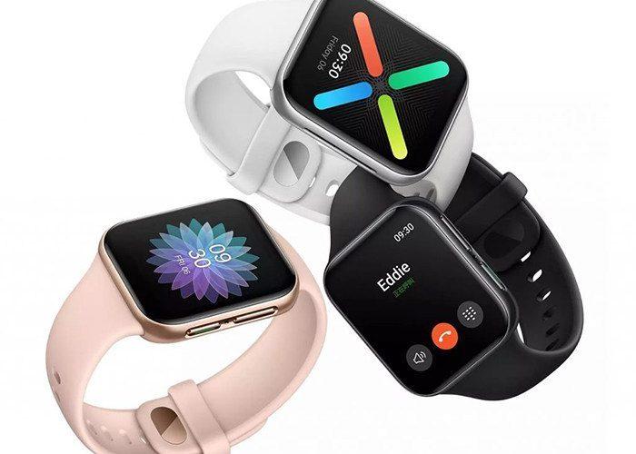 นาฬิกา smart watch ผู้หญิง OPPO Watch