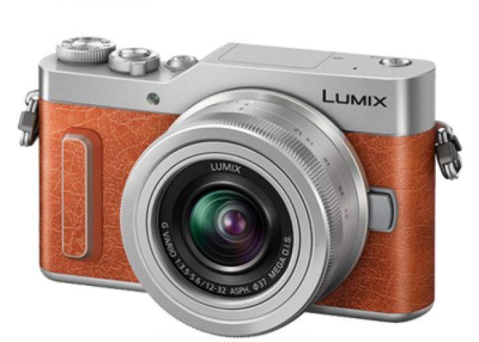 กล้องถ่ายรูปฟรุ้งฟริ้ง รุ่น Panasonic Lumix DMC-GF10K Kit