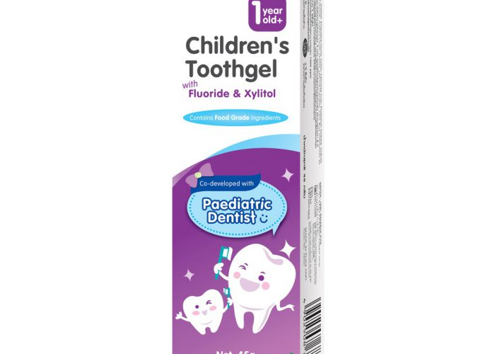 ยาสีฟันสำหรับเด็ก ยี่ห้อ Pigeon