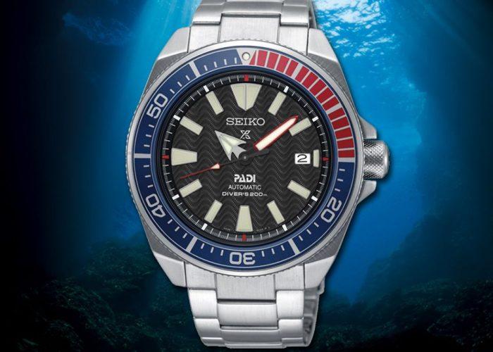 นาฬิกา Seiko รุ่นไหนดี รุ่น SRPB99K