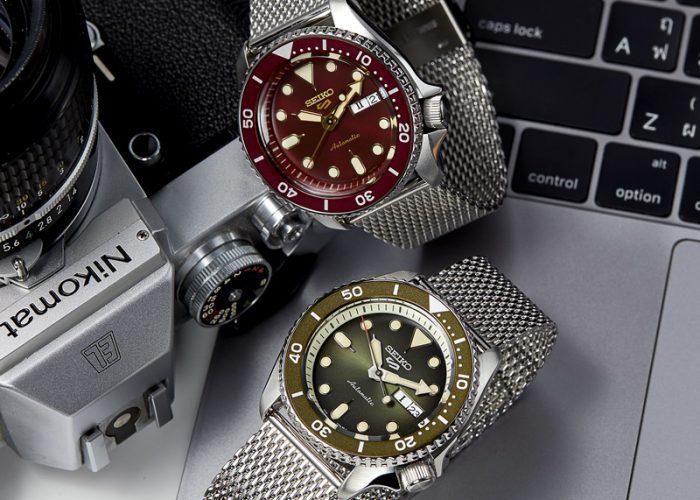 นาฬิกา Seiko รุ่นไหนดี รุ่น SRPD69K