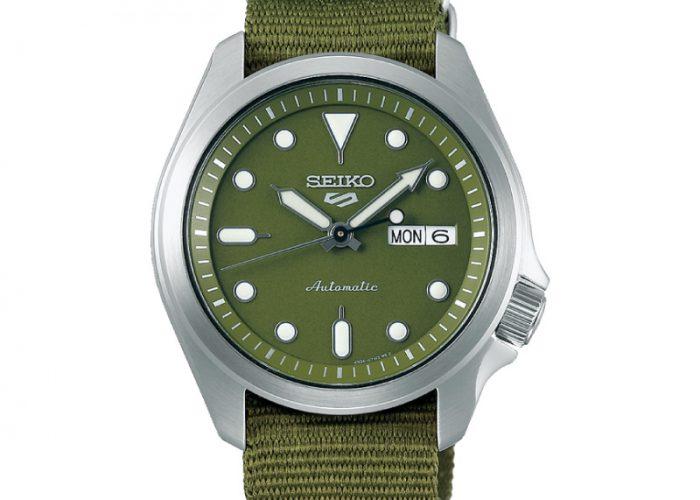 นาฬิกา Seiko รุ่นไหนดี รุ่น SRPE65K