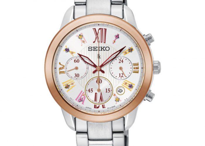 นาฬิกา Seiko รุ่นไหนดี รุ่น SRWZ82P