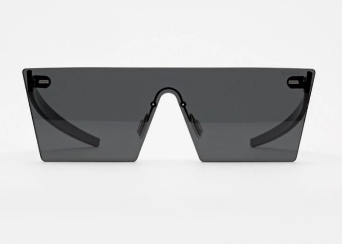 แว่นกันแดด Super แท้ รุ่น SUPER UFR TUTTOLENTE W BLACK