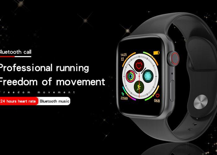 นาฬิกา smart watch ผู้หญิง สีดำ
